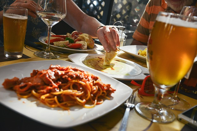 ristoranti ,pizzerie, Street food,osterie