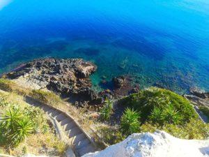 spiaggia del cannone talamone